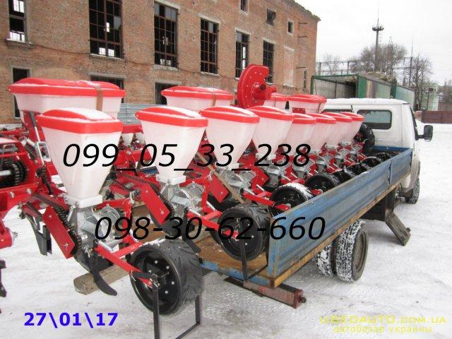 Продажа Сеялки ВЕСТА-8/УПС-8. Гарантируе  , Сельскохозяйственный трактор, фото #1