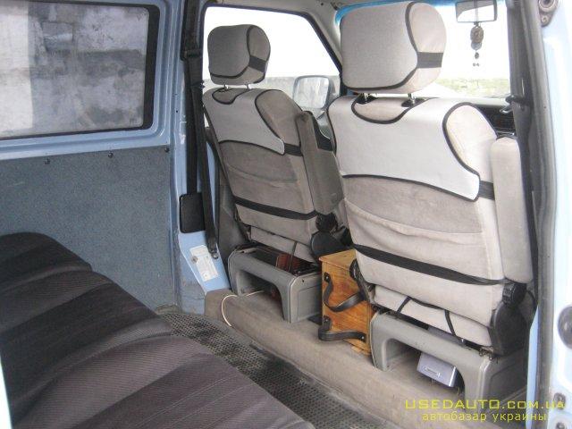 Продажа VOLKSWAGEN Т4 (ФОЛЬКСВАГЕН), Грузопассажирский микроавтобус, фото #1