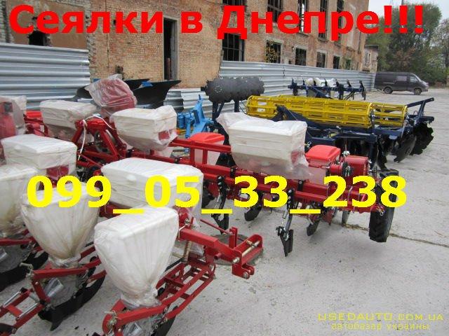 Продажа    Сеялка СУПН8  , Сеялка сельскохозяйственная, фото #1
