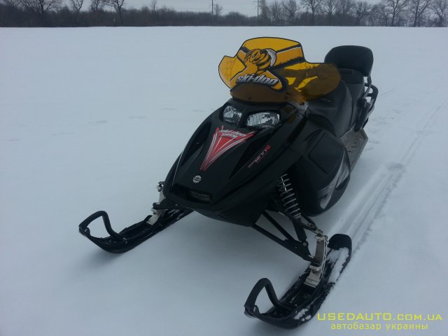 Продажа BOMBARDIER SKI-DOO GTX 800 Limited , Снегоход, фото #1