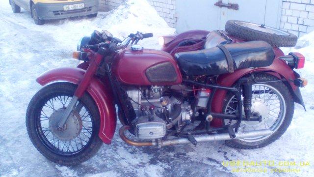 Продажа Днепр МТ10 , Дорожный мотоцикл, фото #1