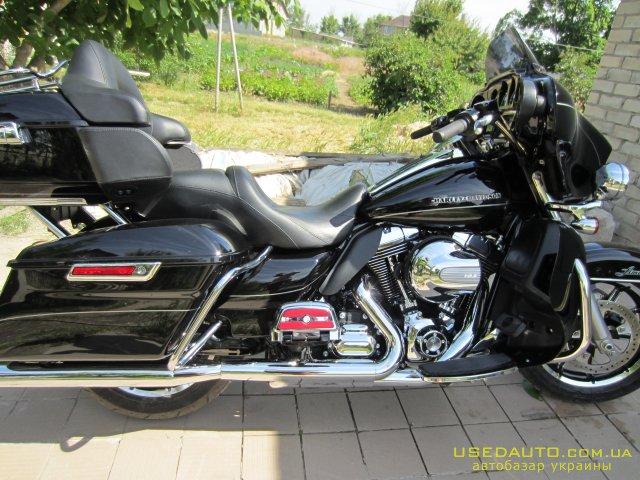 Продажа HARLEY-DAVIDSON Electra Glide Limited , Дорожный мотоцикл, фото #1