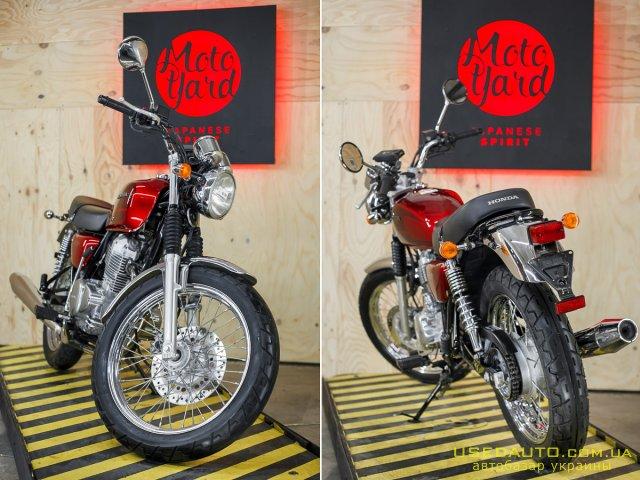 Продажа HONDA CB400SS-E (ХОНДА), Дорожный мотоцикл, фото #1