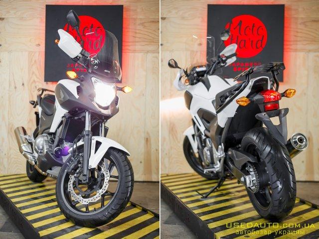 Продажа HONDA NC 700 XD (ХОНДА), Дорожный мотоцикл, фото #1