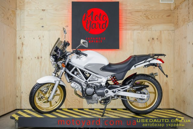Продажа HONDA VTR 250 (ХОНДА), Дорожный мотоцикл, фото #1