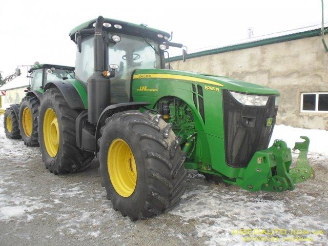 Продажа JOHN DEERE 8285R , Сельскохозяйственный трактор, фото #1