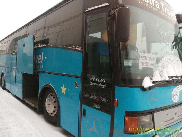 Продажа MERCEDES-BENZ 0404 , Туристический автобус, фото #1