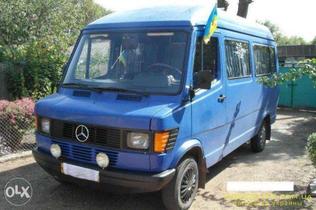 Продажа MERCEDES-BENZ D307 , Пассажирский микроавтобус, фото #1