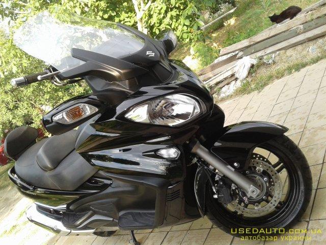Продажа SUZUKI Burgman 650 , Дорожный мотоцикл, фото #1