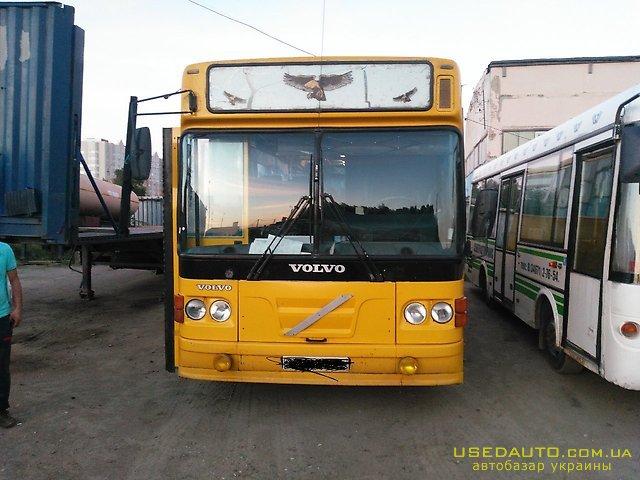 Продажа VOLVO В10В , Городской автобус, фото #1