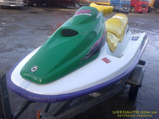 Продажа BOMBARDIER Sea-Doo GTS , Скутер, фото #1