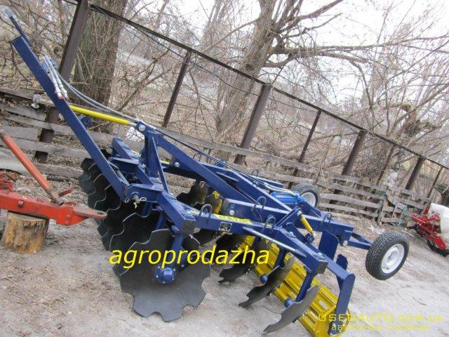 Продажа Дисковая борона АГД-2,1 АГД 2.5Н ЗАВОДСКИЕ , Сеялка сельскохозяйственная, фото #1