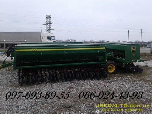 Продажа JOHN DEERE 455 , Сеялка сельскохозяйственная, фото #1