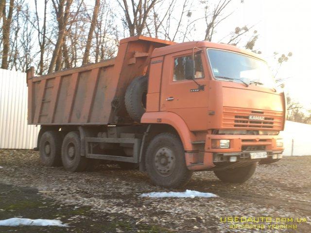 Продажа КамАЗ 6520 , Самосвальный грузовик, фото #1