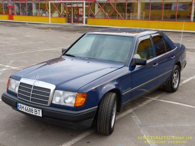 Продажа MERCEDES E260 , Седан, фото #1