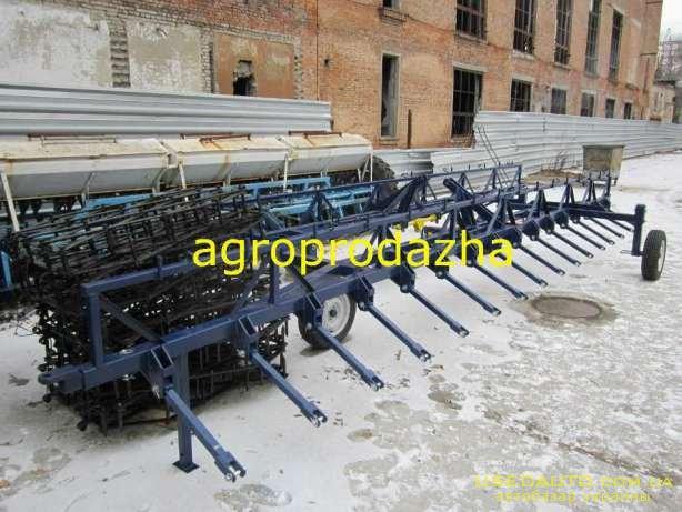 Продажа сцепка борон зубовых 8 метровая  , Сельскохозяйственный трактор, фото #1