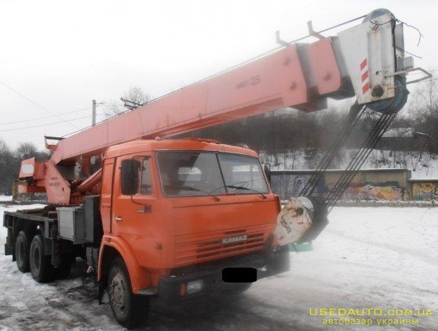 Продажа Ульяновец МКТ-25.1 , Автокран, фото #1