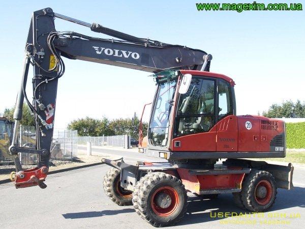 Продажа VOLVO EW 180 C , Эксковатор, фото #1