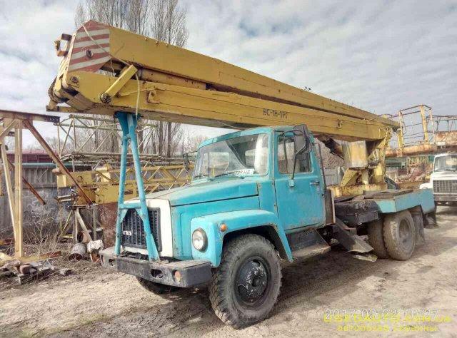 Продажа ВС 18-1 РГ ГаЗ 3307 , Коммунальная техника, фото #1
