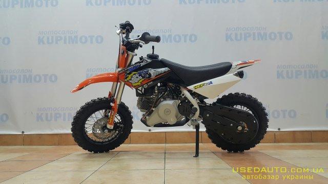 Продажа YCF 50A , Кроссовй мотоцикл, фото #1