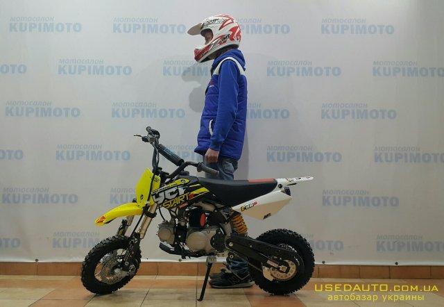 Продажа YCF 88S , Кроссовй мотоцикл, фото #1