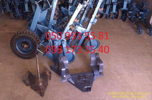 Продажа 4,2 КРН с окучником  , Сельскохозяйственный трактор, фото #1