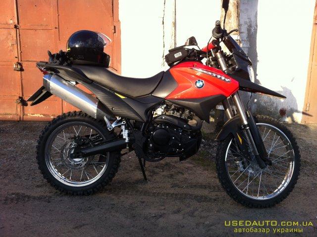 Продажа CAGIVA Shineray XY250GY-6B , Кроссовй мотоцикл, фото #1