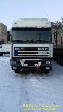 Продажа DAF 95 ATI (ДАФ), Седельный тягач, фото #1