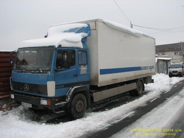 Продажа MERCEDES 1520 , Изотермический грузовик, фото #1