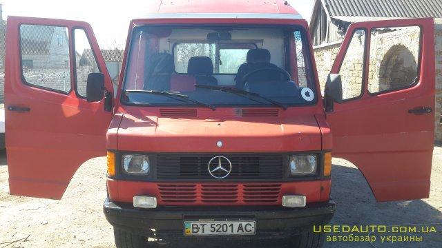 Продажа MERCEDES-BENZ 309D , Грузопассажирский микроавтобус, фото #1