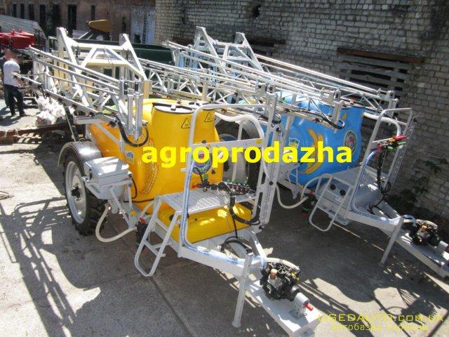 Продажа опрыскиватель МАКСУС 2000/2500(1  , Сеялка сельскохозяйственная, фото #1