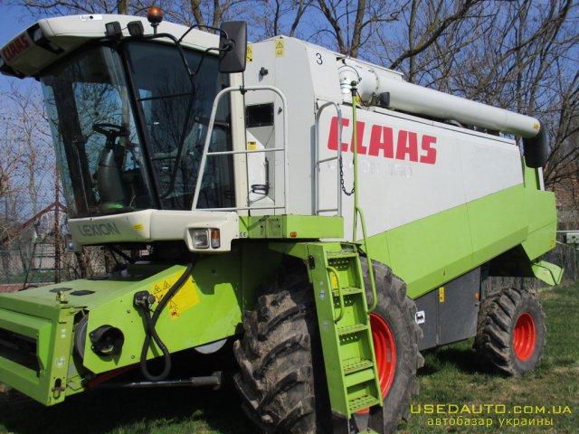 Продажа CLAAS Lexion 450 , , фото #1