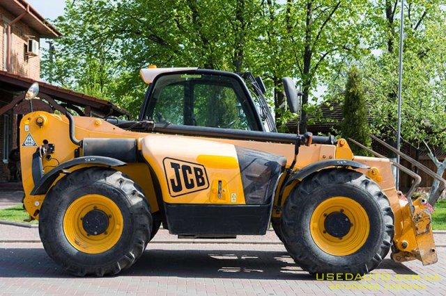 Продажа JCB 535-95 , Погрузчик, фото #1