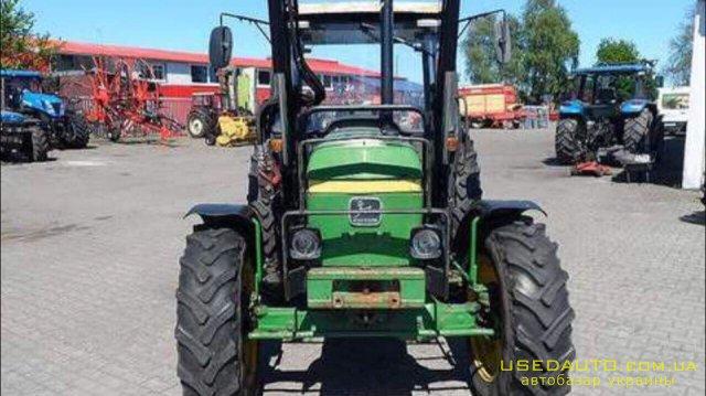 Продажа JOHN DEERE 50 , Сельскохозяйственный трактор, фото #1