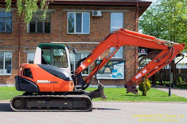 Продажа KUBOTA KX080-3 , Эксковатор, фото #1