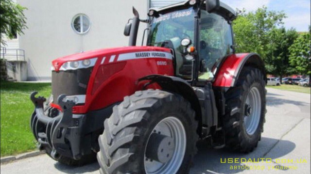 Продажа MASSEY FERGUSON Excellenc , Сельскохозяйственный трактор, фото #1