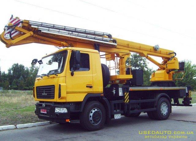 Продажа МАЗ АГП-30-А , Коммунальная техника, фото #1