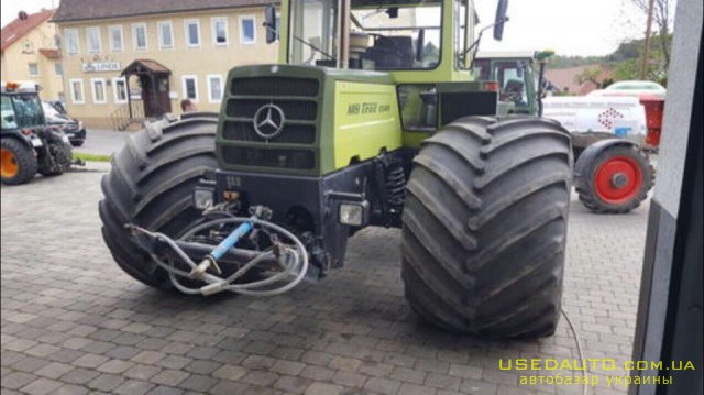 Продажа MERCEDES 500 , Сельскохозяйственный трактор, фото #1