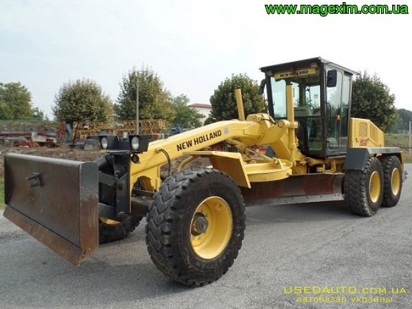 Продажа NEW HOLLAND F 156 A , Автогрейдер, фото #1
