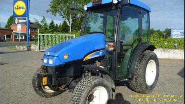 Продажа NEW HOLLAND TCE , Сельскохозяйственный трактор, фото #1