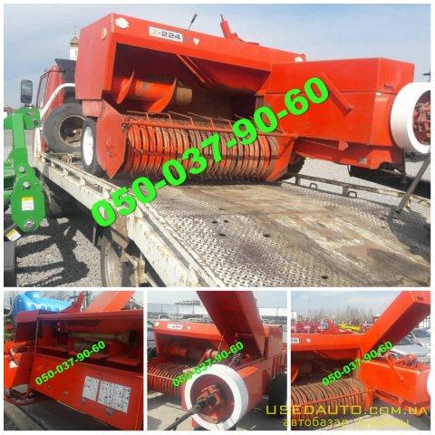 Продажа Џресс ЯнХбнрщШЪ бс SIMPA Z-224/   , Сельскохозяйственный трактор, фото #1