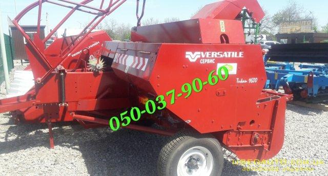 Продажа Пресс TUKAN-1600 от VERSATILE     , Сельскохозяйственный трактор, фото #1
