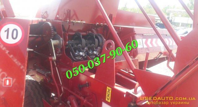 Продажа Тюковый TUKAN 1600 Клевер  Пресс  , Сельскохозяйственный трактор, фото #1