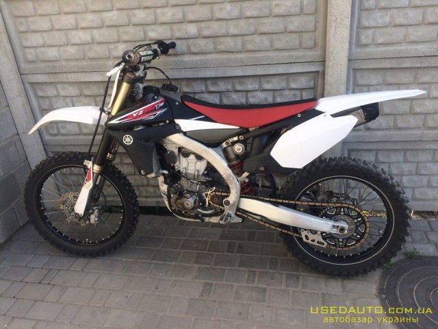 Продажа YAMAHA YZ-450F , Кроссовй мотоцикл, фото #1