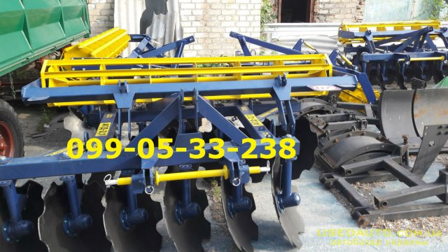 Продажа АГД-2,1 АГД борона от Агрореммаш  , Сельскохозяйственный трактор, фото #1