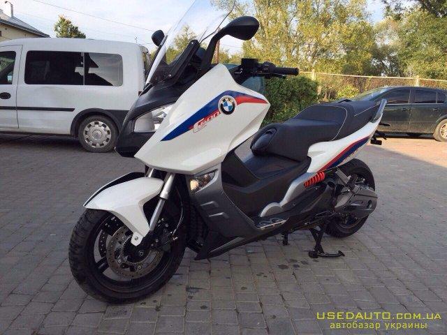 Продажа BMW с600 (БМВ), Скутер, фото #1