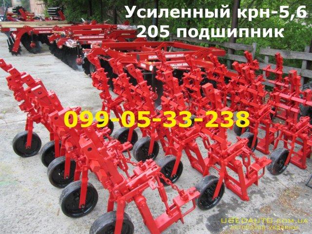 Продажа Культиватор КРН-5,6(205 подшипни  , Сельскохозяйственный трактор, фото #1