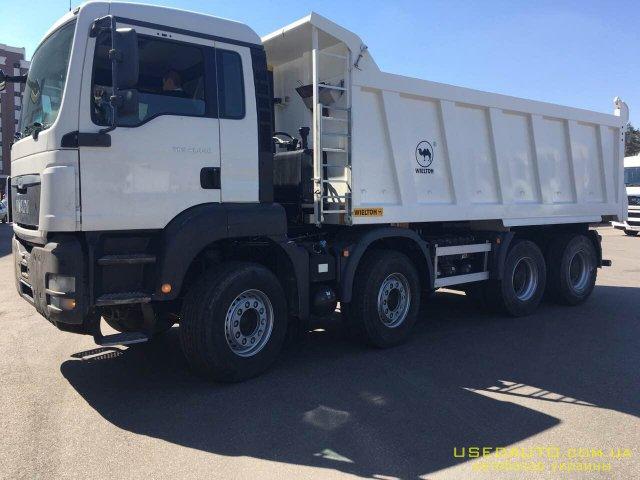Продажа MAN TGS 41.440 , Самосвальный грузовик, фото #1