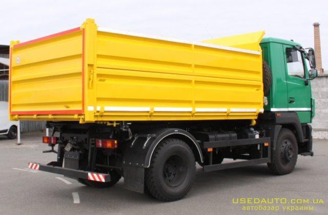 Продажа МАЗ самосвал , Самосвальный грузовик, фото #1