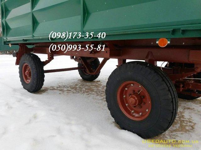 Продажа  2Птс 4 прицеп с документами б/у  , Сельскохозяйственный трактор, фото #1